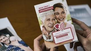 Zahl der Organspender steigt weiter
