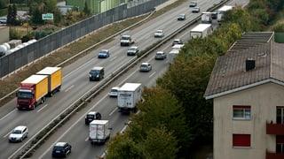 Aargauer Regierungsrat drängt auf sechs Spuren auf der A1
