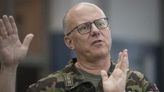 Armeechef gesteht Fehler ein