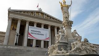Österreich wählt – viel Getöse und kaum Visionen