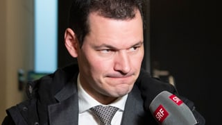 Auch Vorstand der FDP Genf fordert Maudets Rücktritt