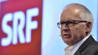 Nachfolgeprozess für SRF-Direktion startet
