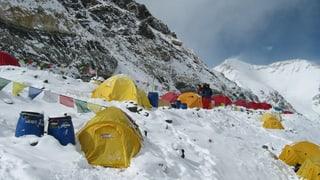 «Es brodelt im Mount-Everest-Basislager»