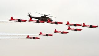 Nach den Abstürzen: Schweizer Luftwaffe sagt Show-Einsätze ab