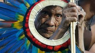 Woher stammen die Ureinwohner Amerikas?