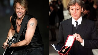 McCartney und Bon Jovi singen gegen die Umweltverschmutzung