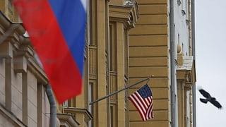 USA verhängen weitere Sanktionen gegen Russland