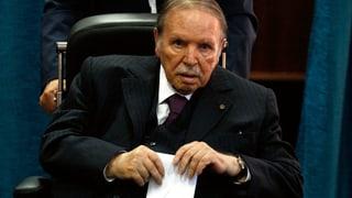 Koalitionspartei fordert Präsident Bouteflikas Rücktritt