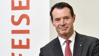 Guy Lachappelle ist neuer Raiffeisen-Präsident