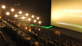 Gleichzeitig ins Kino und ins Freizeitcenter gehen