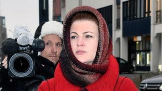 Die Ex-Gefängnisaufseherin muss nicht ins Gefängnis: Sie wurde für die Fluchthilfe zu einer bedingten Gefängnisstrafe verurteilt.