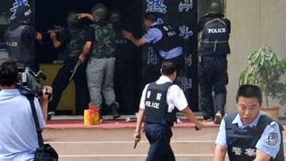 «China hat ein Terrorismus-Problem»