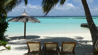 Lieber Ferienparadies als Demokratie auf den Malediven