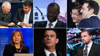 Das sind die grossen Namen am diesjährigen WEF