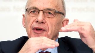 Bundeshaushalt 2015: 2,3 Milliarden Franken Überschuss