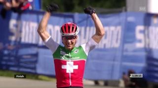 Schurter è per la 5avla giada campiun mundial