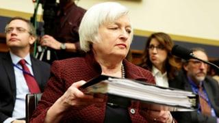 Yellen spricht sich für Zinsanhebung im März aus