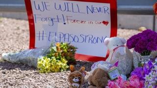 Dem Schützen von El Paso droht die Todesstrafe