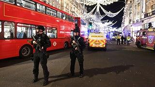 Terrorverdacht entpuppt sich als Fehlalarm