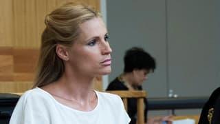 Sechs Monate Haft gefordert: Michelle Hunziker vor Gericht