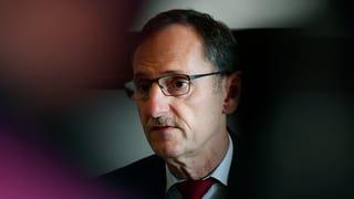 Mario Fehr: «Die neue Stelle ist das letzte Puzzleteil»