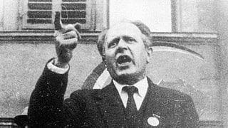 Der Kommunist aus St. Gallen (Artikel enthält Video)