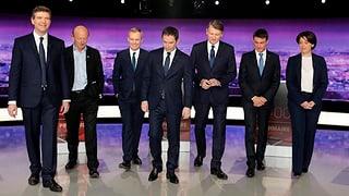 Wen schicken die Sozialisten in den Präsidentschaftswahlkampf?