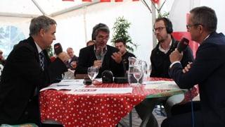 Guy Morin und Thomas Weber: Pro und Kontra Fusion (Artikel enthält Audio)