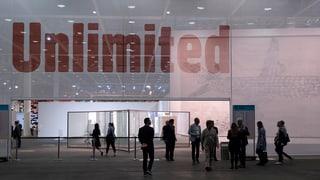 Bunt, überdimensional, innovativ: die Art Unlimited in Basel