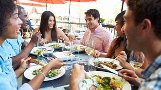 Die Luxusmesse empfiehlt Basler Restaurants mit fairen Preisen