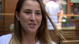 Bencic: «In Wimbledon ist alles schöner»