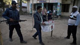 Weder freie noch faire Wahlen in Bangladesch