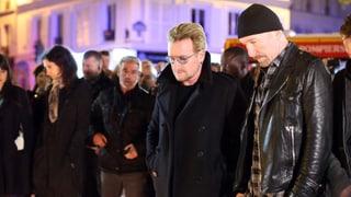 «Aus Trauer und Sorge»: U2 und Motörhead sagen Konzerte ab