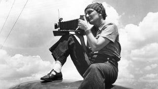 Video «Dorothea Lange – einen Funken Ewigkeit einfangen» abspielen