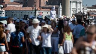 Stadt oder Vergnügungspark: Bald Eintrittskarte für Venedig?