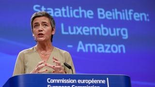 EU-Wettbewerbskommissarin Vestager hat Zähne gezeigt