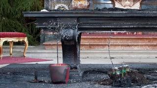 Brandstifter der St. Ursen-Kathedrale wird verwahrt