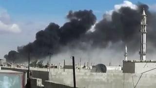 Putin schickt Kampfjets nach Syrien