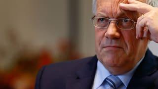 Schneider-Ammann hielt Offshore-Mandat geheim
