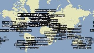 En las medias socialas davart il #Brexit
