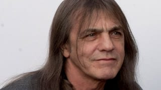 AC/DC: Malcolm Young steigt aus