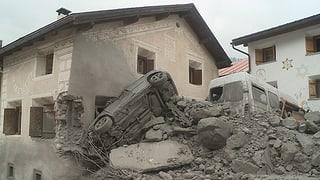 Zwei Ferienlager wegen Erdrutsch evakuiert