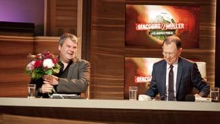 Video «Mit Toni Brunner und Marco Tschirpke» abspielen