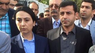 Türkisches Gericht ordnet U-Haft für HDP-Chefs an