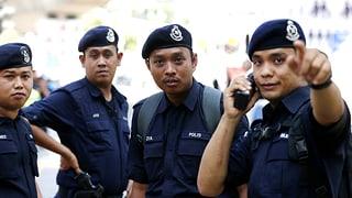 Verdächtige des Bangkok-Attentats verhaftet