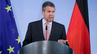 Deutschland hat die Geduld mit der Türkei verloren – Aussenminister Gabriel findet deutliche Worte. Welche das sind, lesen Sie hier.