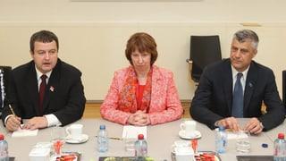 EU meldet Durchbruch im Kosovo-Konflikt
