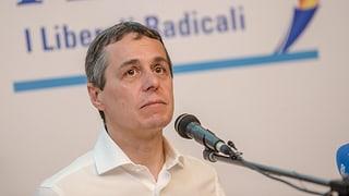 Ignazio Cassis wird FDP-Fraktionschef