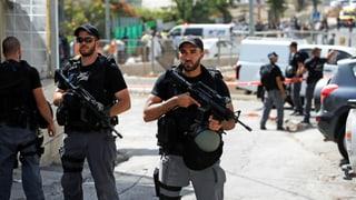 Schüsse aus fahrendem Auto: Tote und Verletzte in Jerusalem