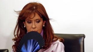 Anklage: Argentinische Präsidentin Teil eines «kriminellen Plans»